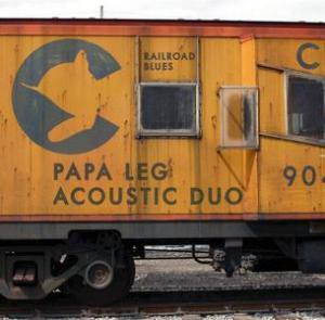papaleg railroad blues